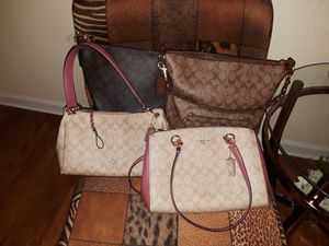 Authentic Coach Bags for Sale in College Park, GA