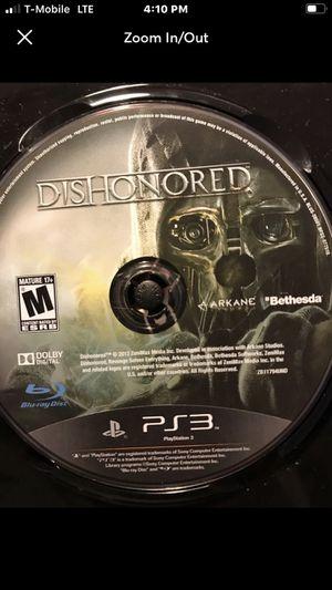PS3 game for Sale in Punta Gorda, FL