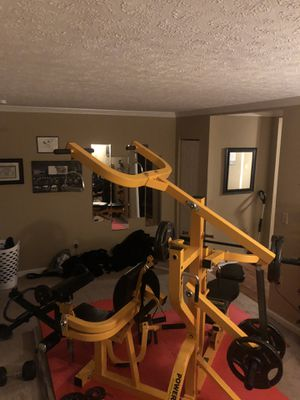 PowerTech home gym for Sale in Moon, PA