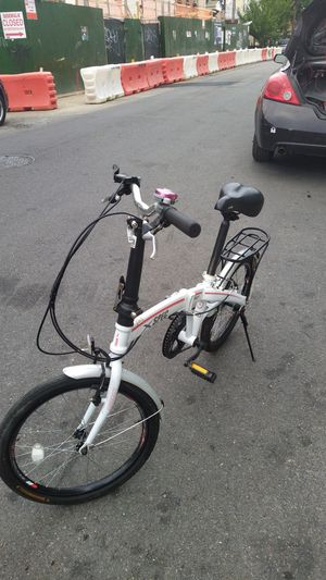 Original Foldable bike XSPEC DS2007 LOOK LIKE NEW for Sale in Queens, NY
