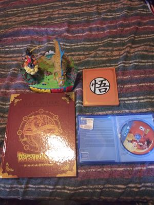 Dragonball z collectors set for Sale in Chicago, IL