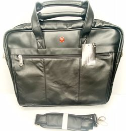 Wenger Leather Briefcase/laptop Case for Sale in Fontana,  CA