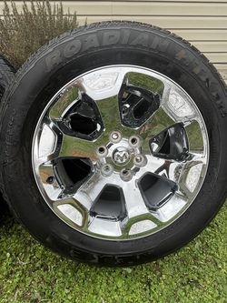 2019 (5th Gen) RAM 1500 Wheels & Tires for Sale in San Antonio,  TX