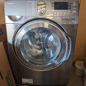 Samsung Wash Dryer Front Load With Bases for Sale in Surprise, AZ