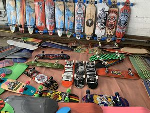Complete skateboards longboards decks wheels bearings for Sale in Los Angeles, CA