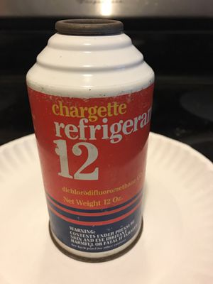 R12 freon for older early vehicles for Sale in Jacksonville, FL