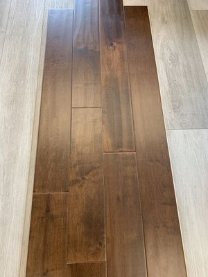 "Pre-finished Solid 3/4"" maple hardwood flooring ""Old Leather"" @ 3. 99/sf for Sale in Vancouver, WA"