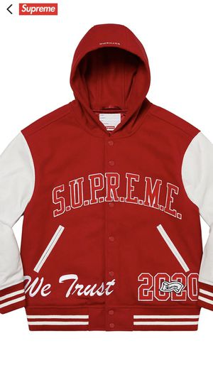 Supreme King Hooded Jacket Size Medium for Sale in Queens, NY