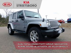 2016 Jeep Wrangler Unlimited for Sale in Streetsboro, OH