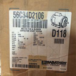 Marathon Electric D118 - Motor for Sale in Las Vegas,  NV