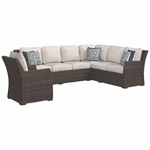 New 3pc outdoor patio furniture sectional set tax included free delivery for Sale in Hayward, CA