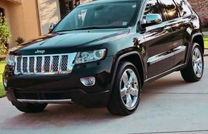 The car handles extremely well 12 Jeep Grand Cherokee& 1.6.O.O# for Sale in New Orleans, LA
