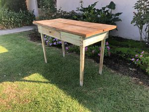 Antique Table/Workdesk for Sale in Orange, CA