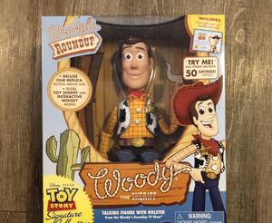 Woody Toy Story for Sale in Chino, CA