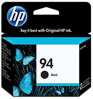 HP Black Ink Cartridge #94 for Sale in Conway, SC