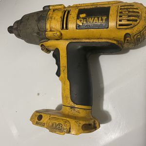 "DeWalt 18v Heavy Duty 1/2"" Cordless Impact Wrench for Sale in Corpus Christi, TX"