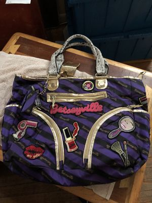 Betsey Johnson tote bag for Sale in Severn, MD
