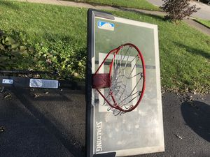 Basketball hoop and backboard 300 for Sale in Alsip, IL