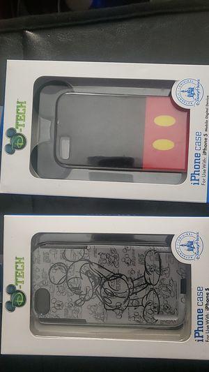 Disney IPhone 5 case for Sale in Riverside, CA