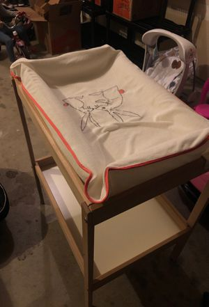 Ikea changing table for Sale in Puyallup, WA