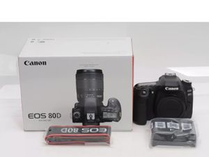 Canon 80D body only for Sale in Detroit, MI