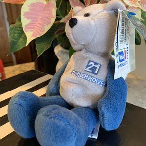Kevin Garnett Plush Toy for Sale in Chanhassen, MN