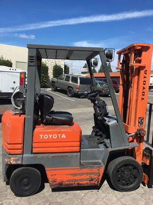 CLEAN UNIT FOR SALE forklift 5000lbs for Sale in North Las Vegas, NV