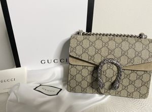 Gucci Dionysus GG Supreme Small Bag for Sale in Houston, TX