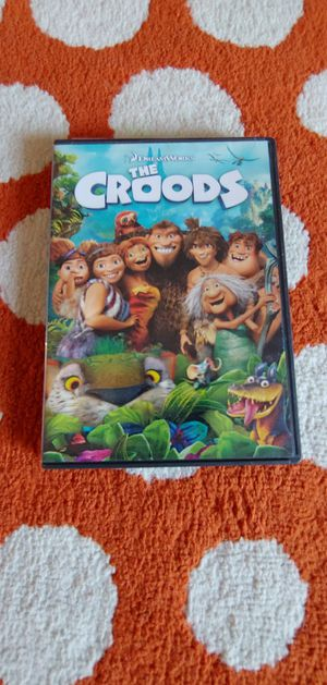 The croods dvd for Sale in Naperville, IL