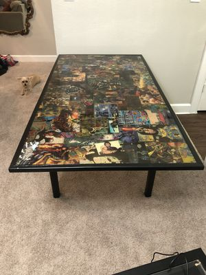 Comic Book Table for Sale in Austin, TX