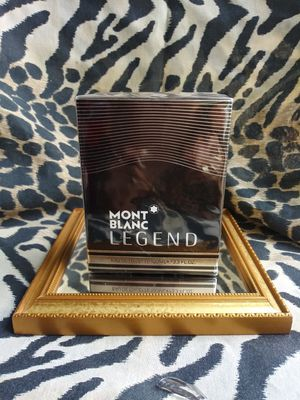 Dont Forget Fathers Day 3.3 Mont Blanc LEGEND Mens sealed authentic fragrance for Sale in Godfrey, IL