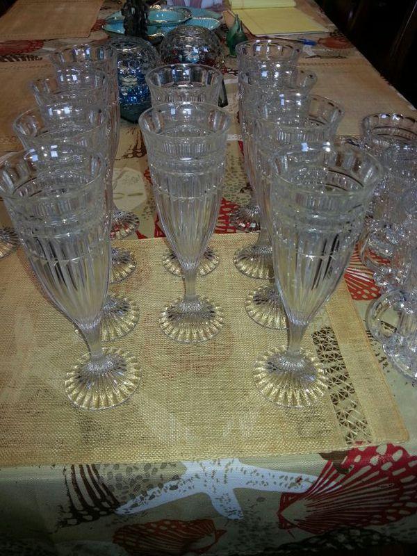 Mikasa Crystal Titan glassware