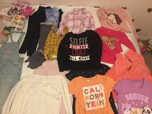 Girls clothes size 10 and 10/12 for Sale in Goodyear, AZ