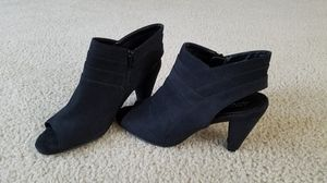 Black heels size 7.5 new condition for Sale in Sienna Plantation, TX