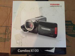 Toshiba Camileo X100 (32 GB) High Definition Camcorder for Sale in Nashville, TN