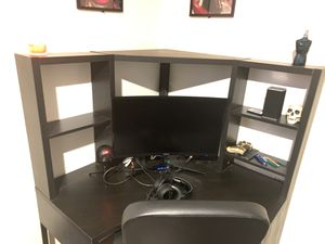 IKEA Micke Corner Desk for Sale in Richardson, TX