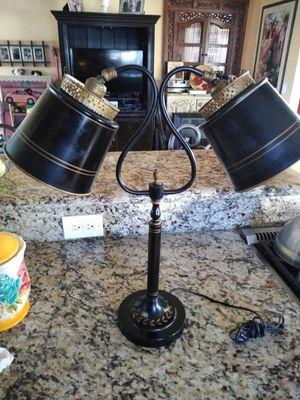 Double Gooseneck Lamp for Sale in Fresno, CA