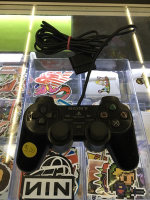 Sony DualShock 2 Controller for the PS2 for Sale in San Bernardino, CA