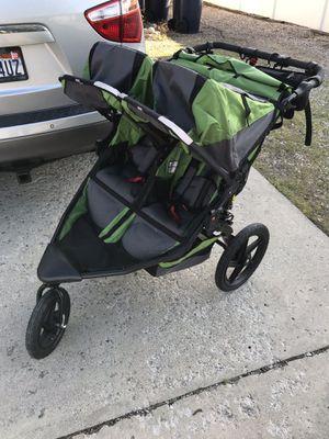 Bob Double stroller for Sale in Sandy, UT