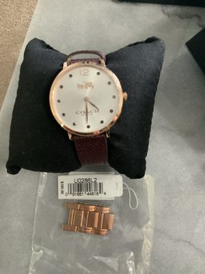 Coach watch for Sale in Silver Spring, MD