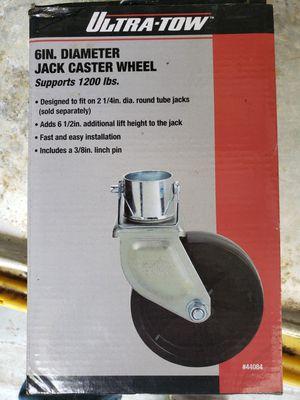 trailer jack wheel for Sale in TEMPLE TERR, FL