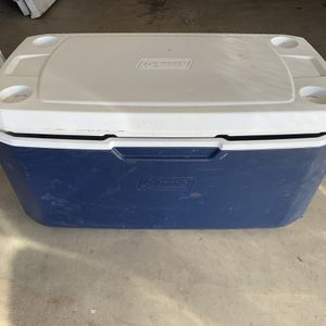 Coleman 120 quart cooler for Sale in Chandler, AZ
