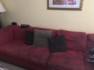 L Shaped Sectional Couch for Sale in Land O Lakes, FL