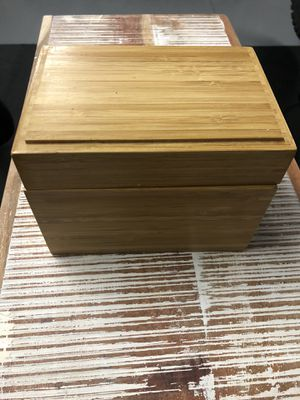 Bamboo nesting storage containers for Sale in Laguna Niguel, CA