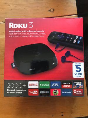 Roku 3 for Sale in Phoenix, AZ