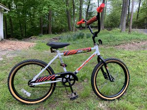 """Vintage 1980s Murray BMX bike 20"""" kids rideable bicycle for Sale in Brooklyn, NY"""