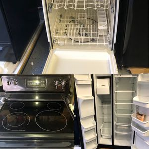 FRIGIDARE APPLIANCES FOR KITCHEN for Sale in Kissimmee, FL