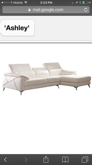 Brand new couch 2pc sectional for Sale in Stone Mountain, GA