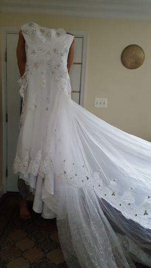 A wedding dress for Sale in Manassas, VA