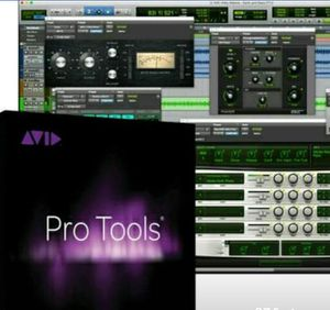 Pro tools for WINDOWS ONLY for Sale in McDonough, GA